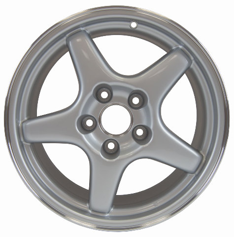 """1994-1996 Corvette C4 ZR1 Front Wheel NOS 17 X 9.5"""" Offset 56 10214046 12512905"""