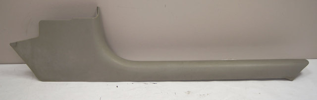 1997-2004 Chevy Corvette C5 Right Kick Panel Scuff Plate ...