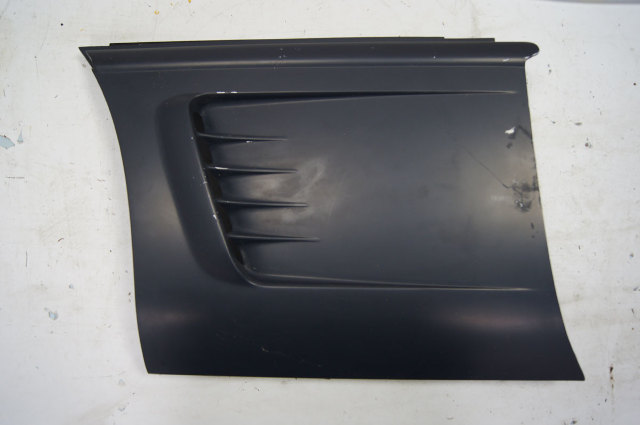 1995-96 Chevy Corvette C4 Front Left Fender Gill Panel Used Great Shape 10254395
