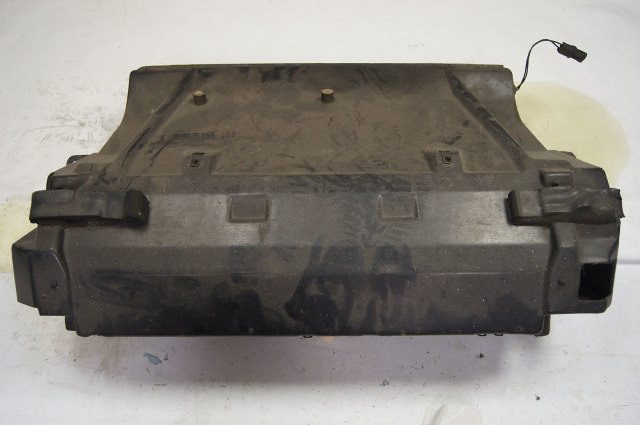 1990-1996 Chevy Corvette C4 Radiator Support Shroud Black ...