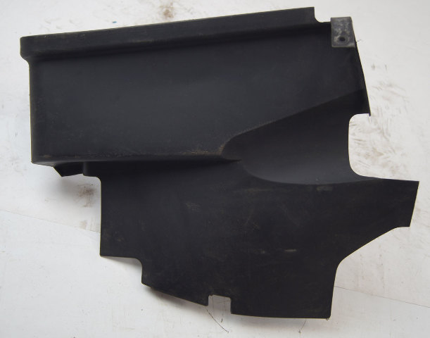 Chevrolet Corvette C Battery Heat Shield Used Black Plastic