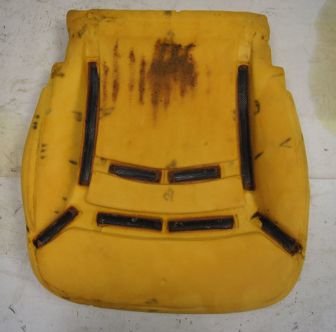 1997-2004 Chevy Corvette C5 Sport Seat Foam Cushion Lower Used 10272680
