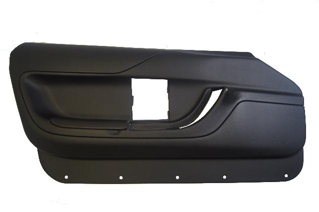 1994-96 Corvette C4 Door Panel LH Brand New General Motors OEM NOS - Black