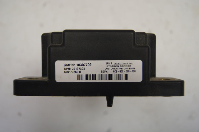 2004-2009 GM Yaw Sensor Used Working XLR CTS STS SRX Corvette 10307709