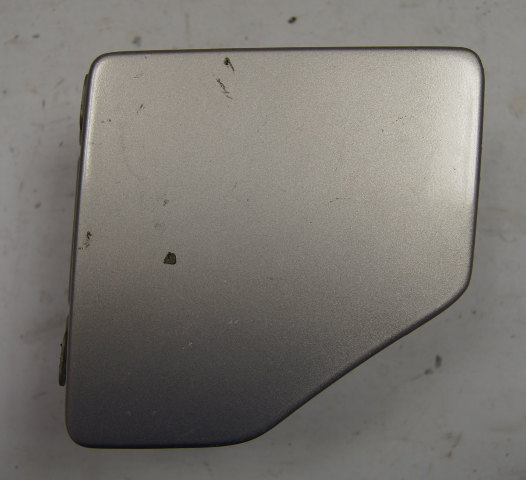 2004-2009 Cadillac XLR Fuel Filler Door W/Cap Used Silver