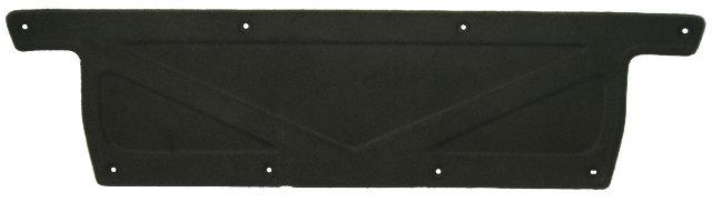 2004-2009 Cadillac XLR Trunk Overhead Carpet Liner Ebony 10345099 10334201