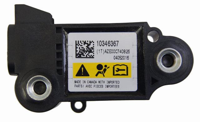 2006-2014 Chevy Impala & Monte Carlo Side Airbag Impact Sensor New OEM 10346367