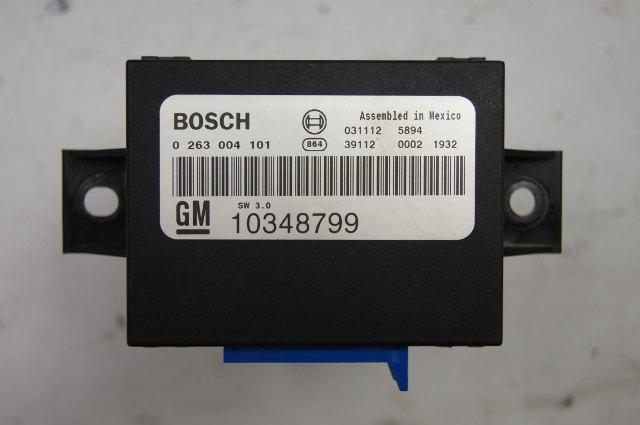 2004 2009 Cadillac Xlr Park Assist Module Used Bosch