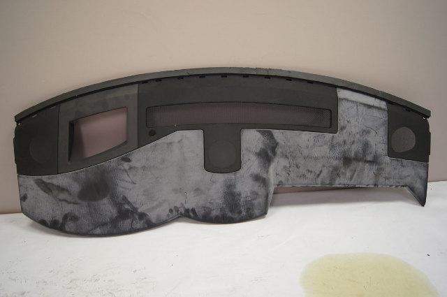 2004-08 Cadillac XLR Dashboard Top Panel W/Heads Up Used Black 10352098 15246026