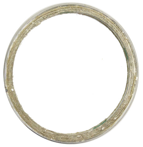 GM OEM 10360721 Exhaust Flange/Donut Gasket/Exhaust Pipe to Manifold Gasket