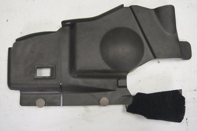 1997-2004 Chevy Corvette C5 Right Dash Under Panel W/Black Carpet 10409461 Used