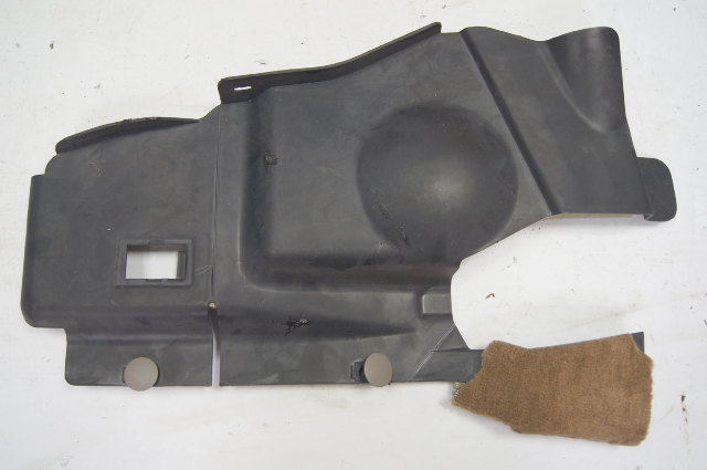1997-2004 Chevy Corvette C5 Right RH Dash Under Panel W/Oak Carpet 10409461 Used