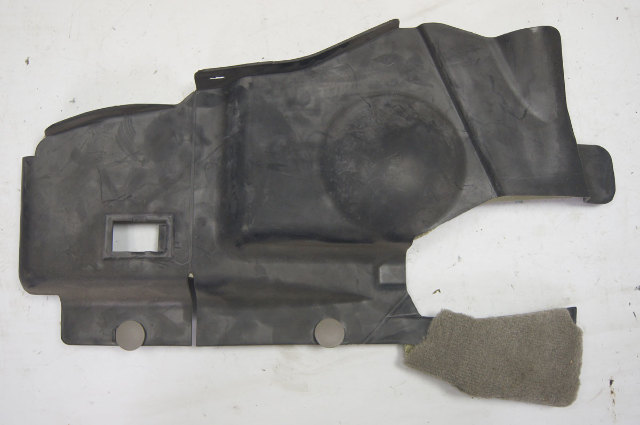 1997-2004 Chevy Corvette C5 Right Dash Under Panel W/Pewter Carpet 10409461 Used