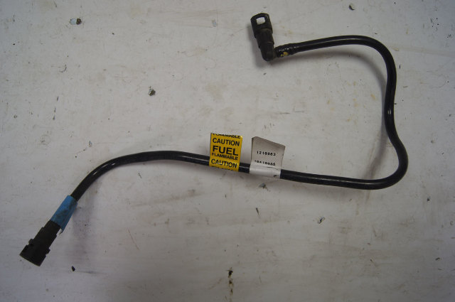 1997-2002 Chevy Corvette C5 Fuel Return Hose Line Used OEM 10410935 10448903
