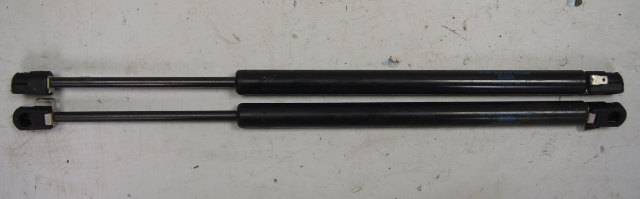 1997-2004 Chevy Corvette C5 Rear Hatch Glass Struts Pair Used 10429204 10429205