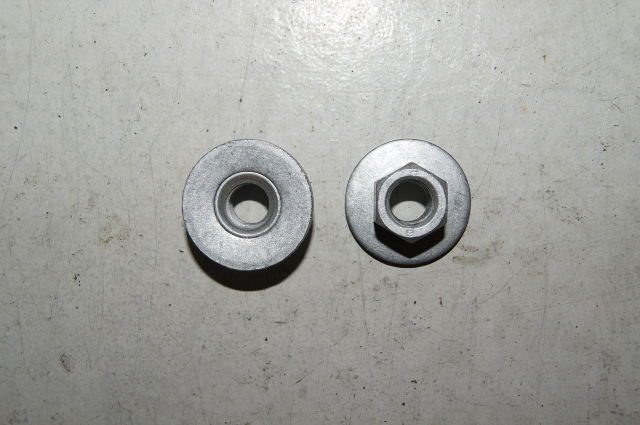 Hex Nut with Washer; P & R Fasteners Inc.; Sommerset, NJ