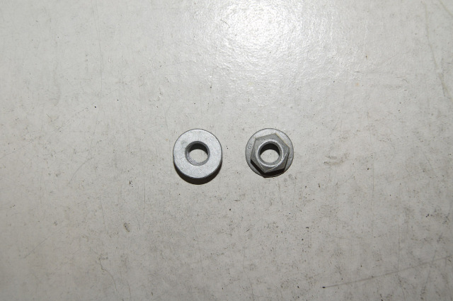 Flanged Hex Nut; Infasco Nut LP; Mississauga, ONT
