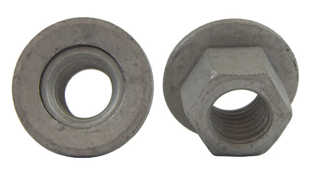Gm Hex Nuts W Washer Prevailing Torque Nut Pack Of 2 M16 X