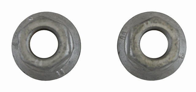 GM Hex Head Nut W/Washer M16 X 1.5 X 21 Pack of 2 W/Locktite 11561830 11519880