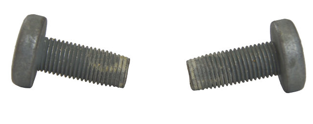 GM Pan Head Torx Bolt Pack of 2 Seat Belt Bolt New M12X1.25X28 11570147 11611776