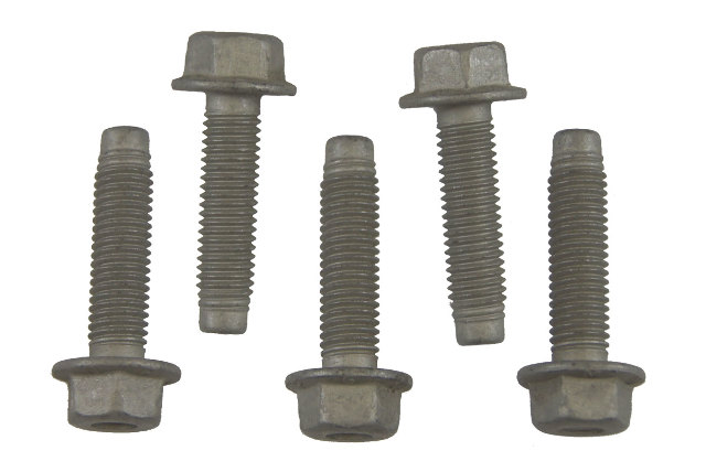 GM Bolts Pack of 5 M10 X 1.5 X 40mm New OEM 11588740 97214839 11518626