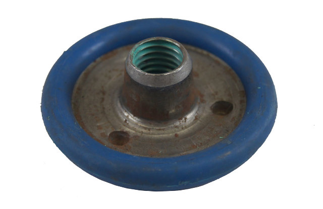 GM Round Weld Nut W/Rubber Trim New OEM M12 X 1.75