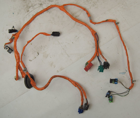 1997-2004 Chevrolet Corvette C5 Left LH Door Wire Harness Used 12163314