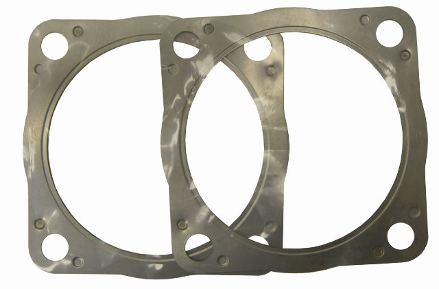 Isuzu Exhaust Gasket Pack of 2 New OEM 1221160430 ; R201309 ; E4695C ; E4595C