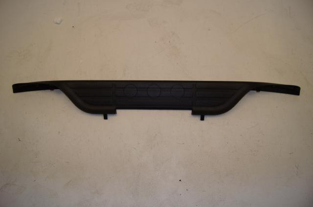 1999-2007 Cadillac/Chevy/GMC Rear Bumper Step Black
