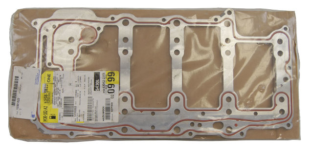 Gm Engine Oil Manifold Gasket New on 04 Buick Lesabre Belt Routing
