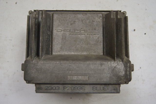 2003-2007 GM ECU 5.7L Code YFXL Used 12586242 19299226 89017738 Needs Programmed