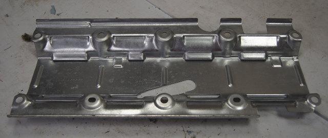 2006-2013 Chevy Corvette C6 Oil Pan Windage Tray New 12618422 12596334 12609039