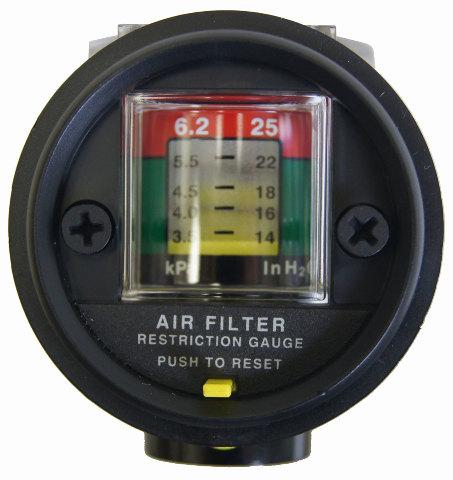 90-09 Topkick/Kodiak C4500-C8500 Air Filter Restriction Gauge 15047254 15087348