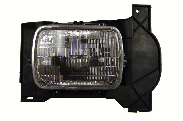 2004 06 chevy colorado right rh headlight new w  mount 1984 pontiac firebird
