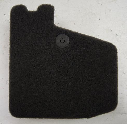 2004-2009 Cadillac XLR Trunk Floor Compartment Cover RH Ebony Used 15145671