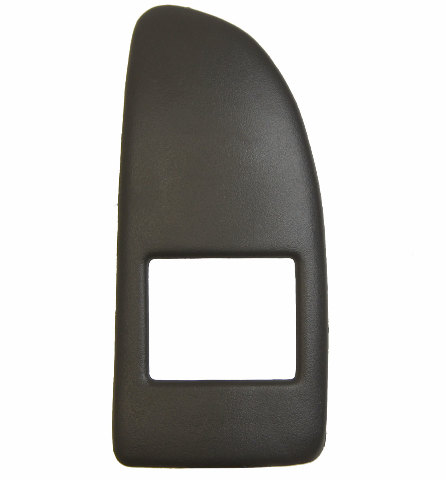 Power Window Dual Switch Bezel Trim Gray New Oem 15149029