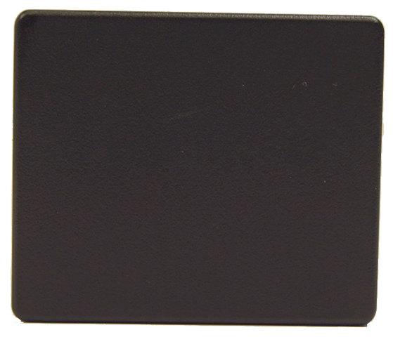 2006-2009 Cadillac XLR Instrument Panel Opening Blank Plug Black 15294782