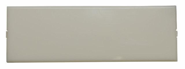 "1988-2014 GM Interior Dome Light Lens Cover White 6""X 2"" New OEM 15528766"