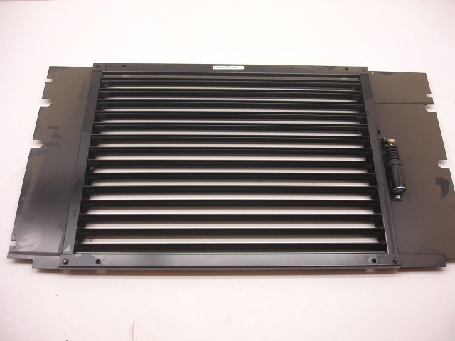 Radiator Shutter Air Engine Cooling Vent GMC Topkick Kodiak School Bus