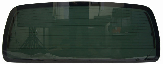 2003-2009 Kodiak/Topkick C4500-C8500 Rear Window Glass Tinted W/Defrost 15757825