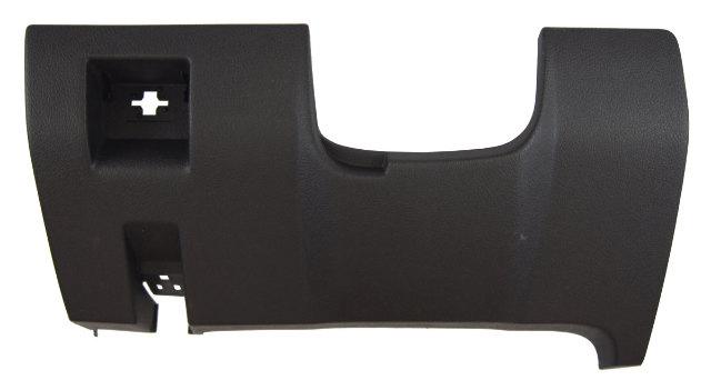 2006-2010 Hummer H3 Lower Left Knee Bolster Panel Black New OEM 15828903