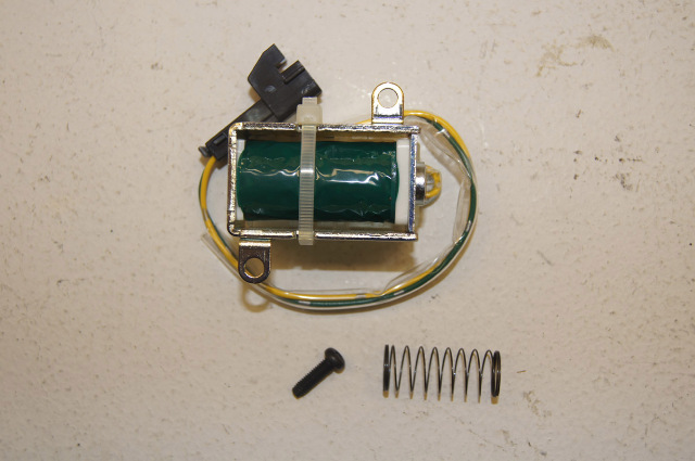 05-11 Solenoid Ignition Switch (See Vehicle List Below) 15854952