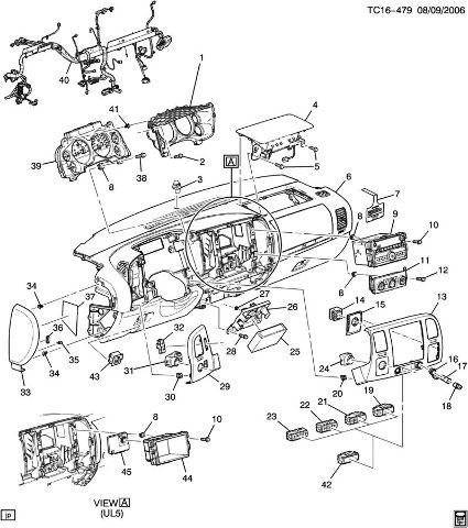 2007 2011 Chevrolet Silverado Gmc Sierra Pedal Height Adjustment