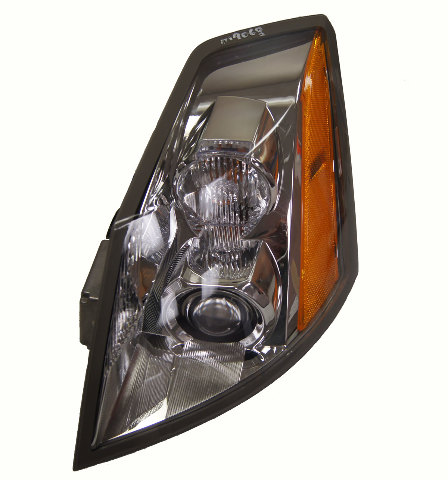 2004-2005 Cadillac XLR Driver Side Left LH Headlight New OEM 15907362 15820032
