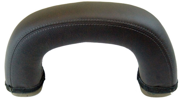 Cadillac XLR Drivers Seat (LH) Roll Bar Hoop Loop Headrest Ebony Platinum