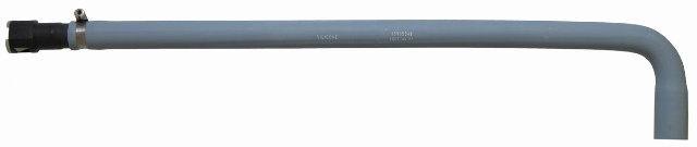 2007-09 Topkick/Kodiak C6500-C8500 Heater Hose Inlet Blue Silicone New 15935048
