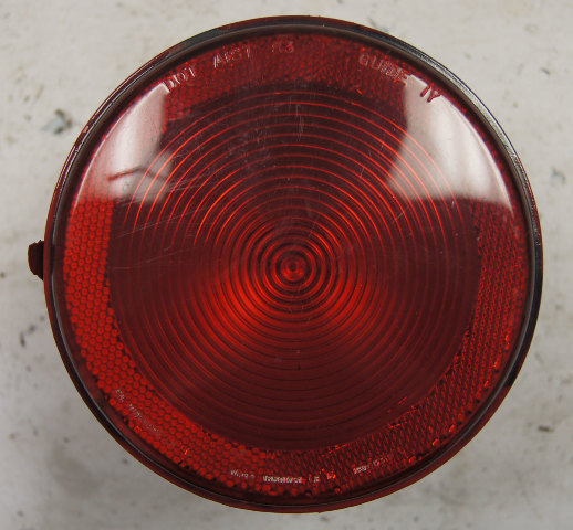 1984-1990 Chevy Corvette C4 Left LH Tail Light Used OEM 16500317