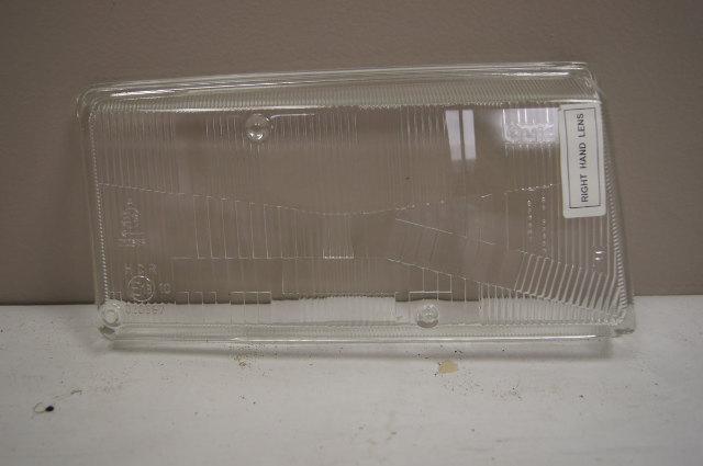 1997-2004 Chevy Corvette C5 Export Right Headlight Lens Glass New OEM 16515256