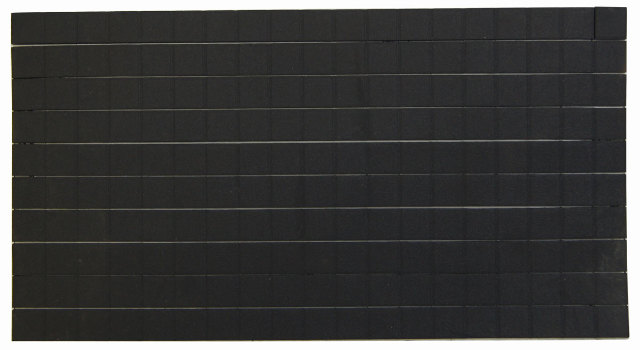 Adhesive Backed Rubber Squares