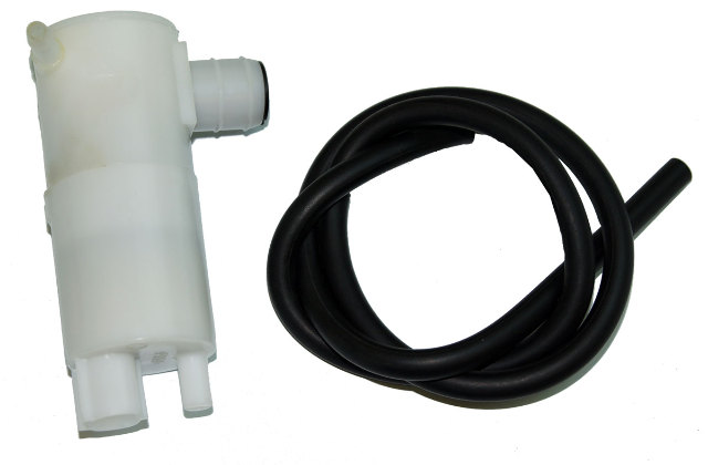 05 09 Hummer H2 Windshield Washer Pump Amp Feed Hose Sut